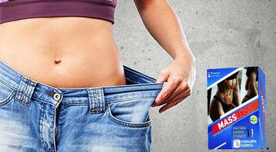 Капсулы Massloss для похудения.
